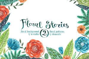 Floral Stories 2