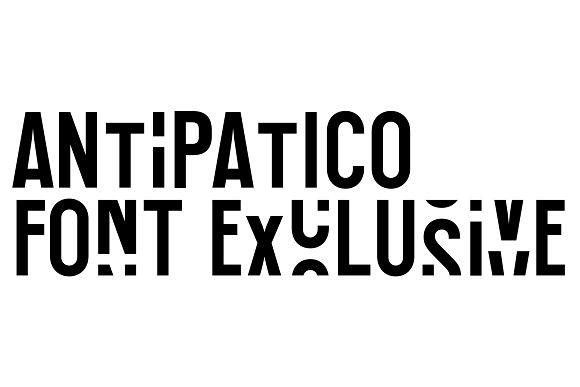 Antipatico Font