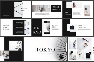 Tokyo Powerpoint Template
