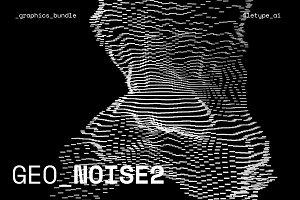 GEO_NOISE2 Vector Pack