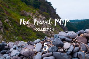 Travel POP Lightroom Presets Collect