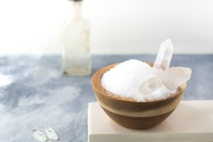 Cleansing Crystals - Salt