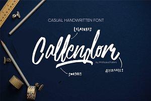 Callendom Casual Font