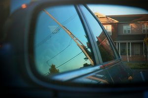 Home in Rear View (Photo)