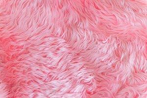 pink fur texture or carpet for bg