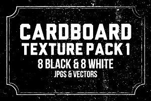 Cardboard Texture Pack 1