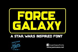 Force Galaxy