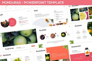 Monduras - Powerpoint Template