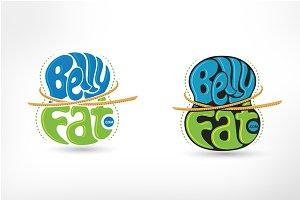 Belly Fat Logo