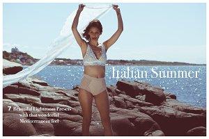 Italian Summer Presets