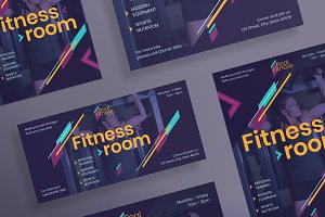 Flyers | Fitness Gym
