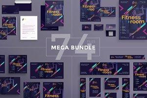 Mega Bundle | Fitness Gym