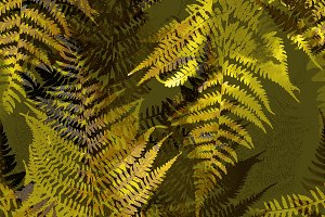 fern seamless pattern | JPEG