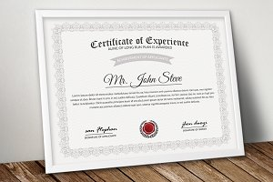 Company Word Certificate Diploma