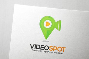Video Spot Logo