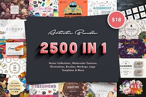 Fully Versatile Artistic Bundle