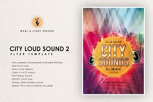City Loud Sounds