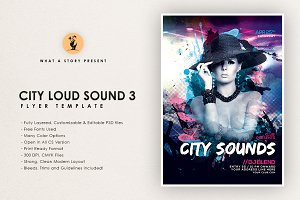 City Loud Sounds 3