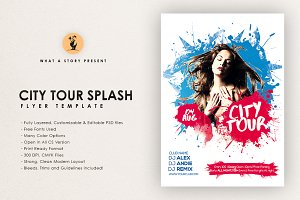 City Tour Splash