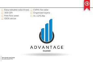 Chart Diagram - Logo Template