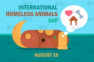 International Homeless Animal Day