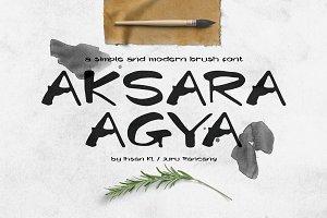 Aksara Agya