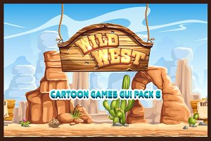 Wild West GUI pack 6