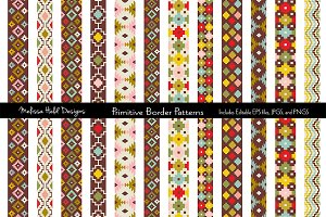 Primitive Border Patterns