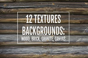 12 textures backgrounds