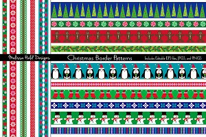 Christmas Border Patterns