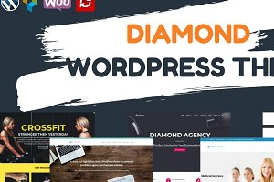 Diamond Multi-Purpose WP Theme