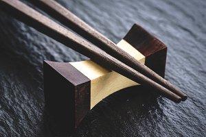 Japanese natural wood chopsticks