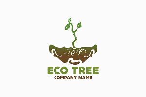 Eco Tree Logo