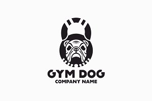 Gym Dog Logo
