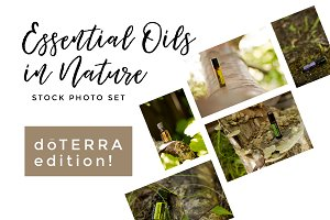 Essential Oils in Nature (doTERRA)