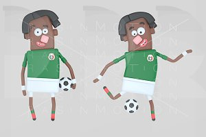 Mexico soccer player