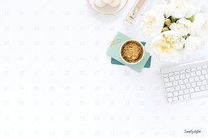 Mint styled stock desktop