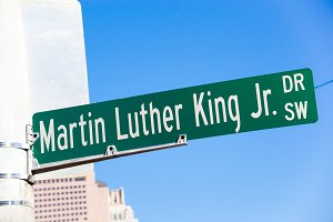 Martin Luther King Jr. Drive