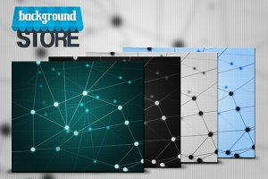 Network Texture Background