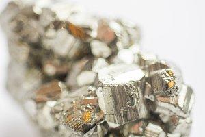 Pyrite Detail