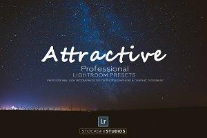 Attractive Pro Lightroom Preset