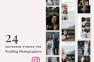 ig stories for wedding photographers