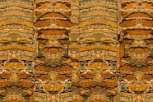 Brickwall Collage Background