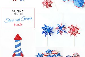 Stars and Stripes - Stock Bundle