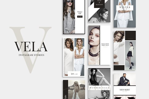 Vela Complete Pack in Presentation Templates - product preview 7