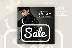 Original Sale Instagram Banner