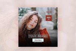 Your Brand Instagram Banner