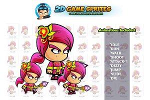 Mage 2D Game Sprites