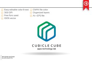 Cube Technology - Logo Template