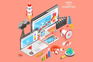 Digital video marketing